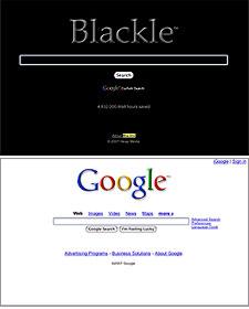 blackle image